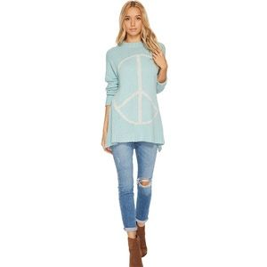 Show Me Your Mumu Fireside Sweater Small
